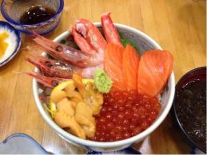 函館 海鮮丼