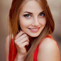 素敵な笑顔の女性
