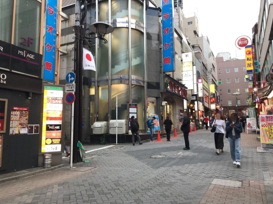 赤坂見附ルート3